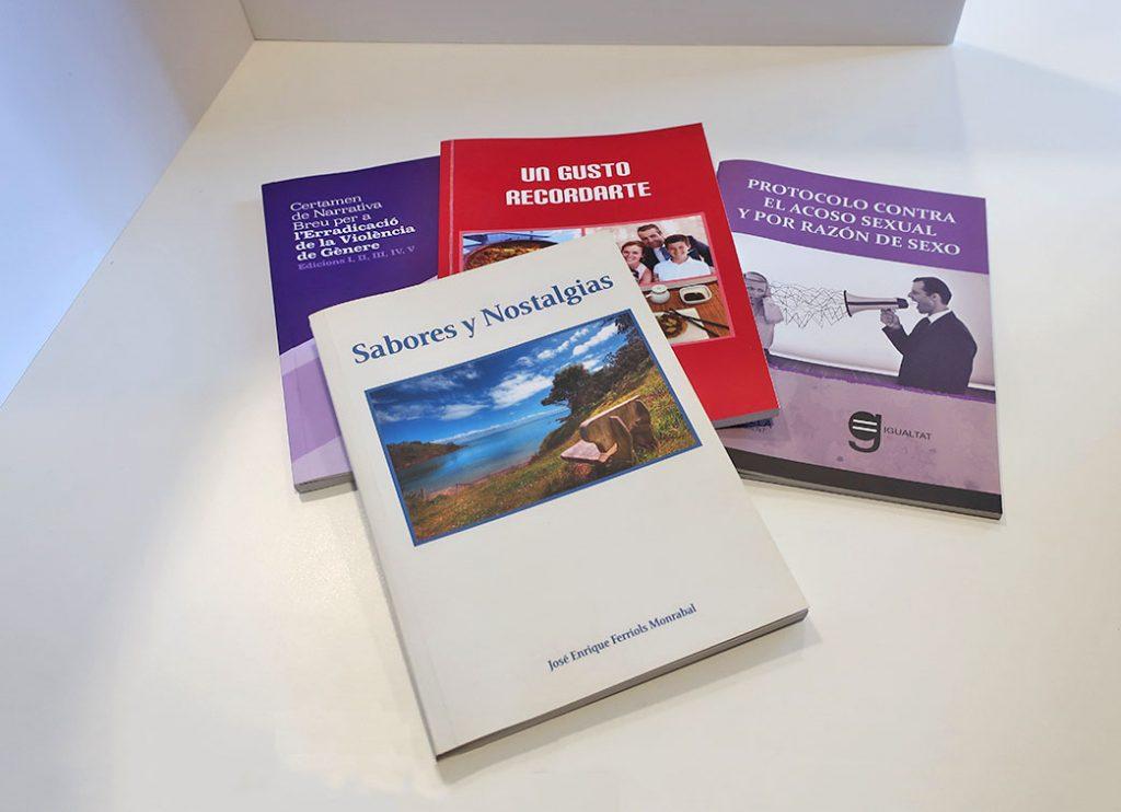 libros portfolio